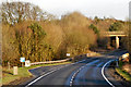 NY1967 : Eastbound A75, Layby near River Annan by David Dixon