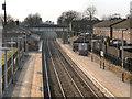 SJ4991 : Rainhill Station by David Dixon