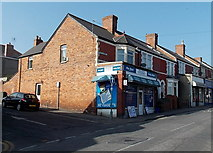 ST1067 : Selleys Newsagents, Barry by Jaggery