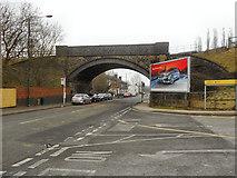 SD7807 : Spring Lane Bridge by David Dixon