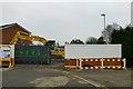 SK5337 : Demolition of Neville Sadler Court by David Lally