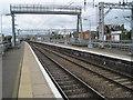 TQ3482 : Bethnal Green railway station, London by Nigel Thompson