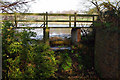 SP0583 : Weir at Edgbaston Pool by Phil Champion