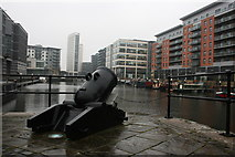 SE3032 : Clarence Dock by Graham Hogg