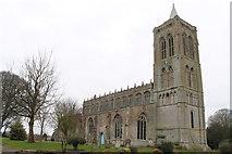 TF4024 : St Mary Magdalene church, Gedney by J.Hannan-Briggs