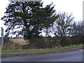 TM4170 : Footpath to Priory Lane by Geographer