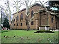SP4540 : Side view of St Mary's Church, Banbury by Paul Gillett