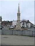 SP4540 : Banbury Cross by Paul Gillett