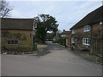 TQ1328 : Entrance to St Nicholas Church by The Saunterer