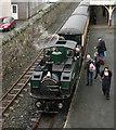SH7045 : 'Earl of Merioneth' at Blaenau Ffestiniog, Gwynedd by Peter Trimming