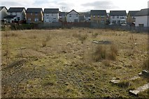 NS3980 : The former site of Napierston Farm by Lairich Rig