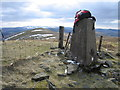NT1241 : Broughton Heights - Pyked Stane Hill by Rude Health