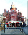ST3188 : Principality Building Society, Newport by Jaggery