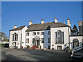 NY3168 : Gretna Hall Hotel by Richard Dorrell