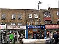 TQ3183 : Manze's eel and pie shop, Chapel Market by Stephen Craven