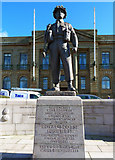 NS3321 : Royal Scots Fusiliers Memorial by Mary and Angus Hogg