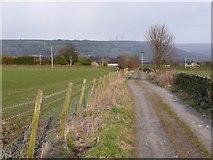 SE0721 : Bilberry Hall Lane, Greetland by Humphrey Bolton