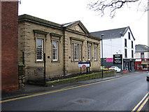 SE3320 : Wakefield - former Methodist School by Dave Bevis