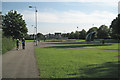 SP3578 : Gosford Park looking south, Coventry CV3 by Robin Stott