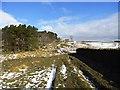 NZ0842 : View of Quickburn Grange by Robert Graham