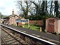 ST1334 : West Somerset Railway - Crowcombe Heathfield Station  by Chris Allen