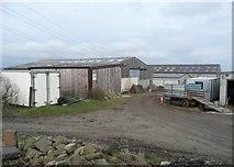 SE0721 : Farm buildings at Far Turbury by Humphrey Bolton
