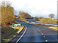 NY4527 : Westbound A66 near Dacre by David Dixon