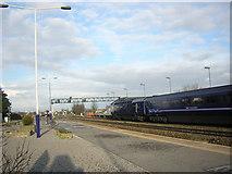 SU1585 : Swindon station by Christopher Hilton
