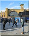 TQ3083 : Revealing King's Cross Station by John Sutton