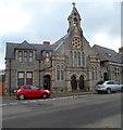 ST1872 : Old St Josephs School, Penarth by Jaggery