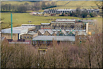 SE0003 : Greenfield Mill and Hey Top by David Dixon