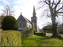 SY5889 : Littlebredy, parish church by Mike Faherty