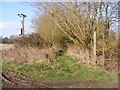 TM4269 : Footpath to Low Road by Geographer