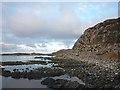NM4963 : Shoreline near Kilchoan by Karl and Ali