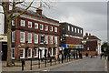 TR0142 : High Street, Ashford, Kent by Peter Trimming