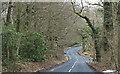 NZ0931 : Road descending to Bedburn by Trevor Littlewood