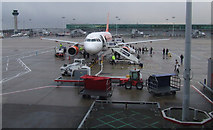 TL5523 : EasyJet aircraft at Stansted Airport by Thomas Nugent