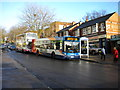 SK3691 : Buses on Sicey Avenue, Firth Park by Richard Vince