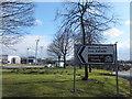 NU1912 : Willowburn Industrial Estate by Barbara Carr