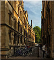 SP5106 : Brasenose Lane Oxford by Gillie Rhodes