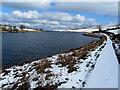 SE1476 : Roundhill Reservoir by Chris Heaton