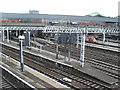 TQ2982 : London Euston railway station by Nigel Thompson