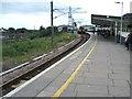 TQ2182 : Willesden Junction railway station, High Level platforms by Nigel Thompson