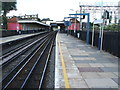 TQ1786 : North Wembley railway and Underground station, Greater London by Nigel Thompson