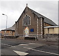 ST1268 : St Helen's RC church Barry viewed from the SE by Jaggery