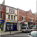 ST1168 : Monmouthshire Building Society, Barry by Jaggery