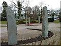 NO2700 : Standing stone Memorial by James Allan