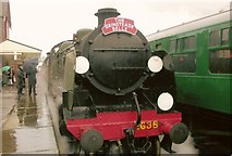 TQ4023 : The Grinsteade Belle from Sheffield Park to East Grinstead by Andrew Diack