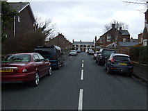 SD3727 : St John's Street, Lytham by JThomas