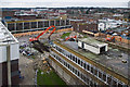 TQ4666 : Crown House demolition by Ian Capper